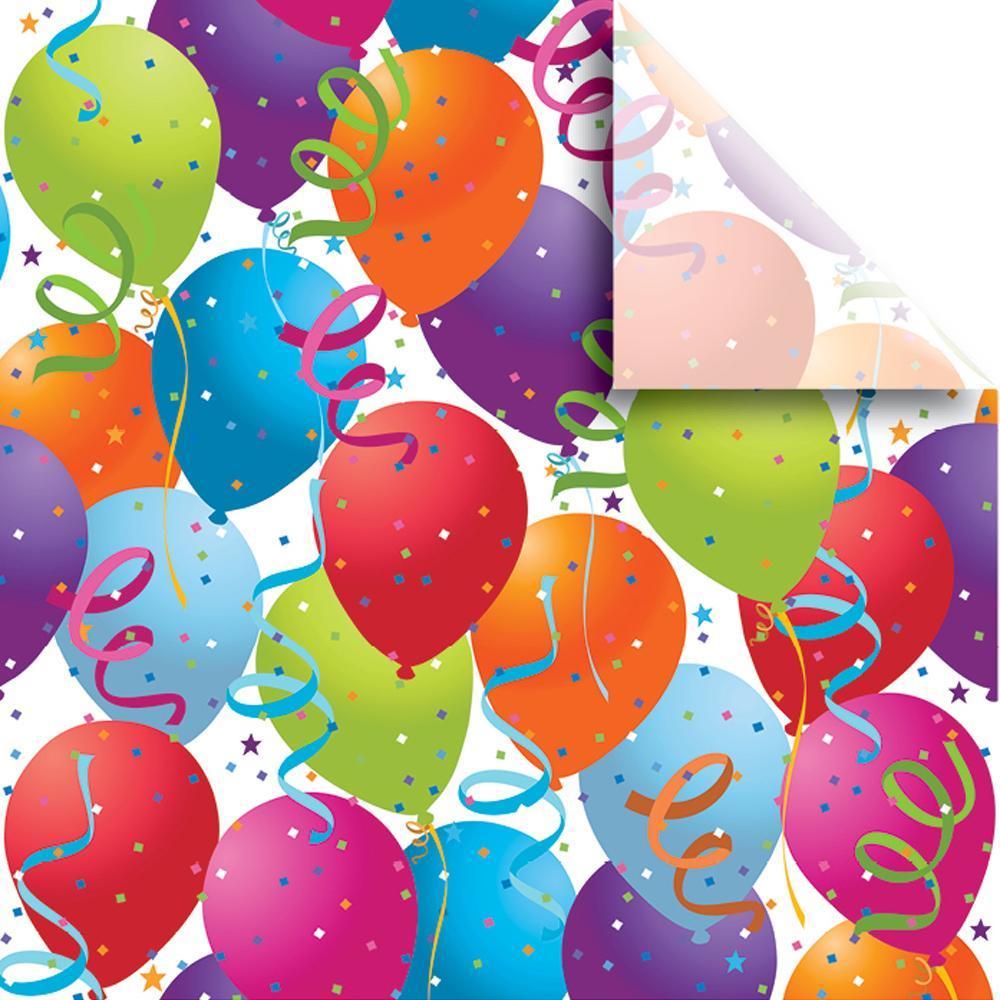 Bulk pack birthday design gift tissue paper 20 x 30