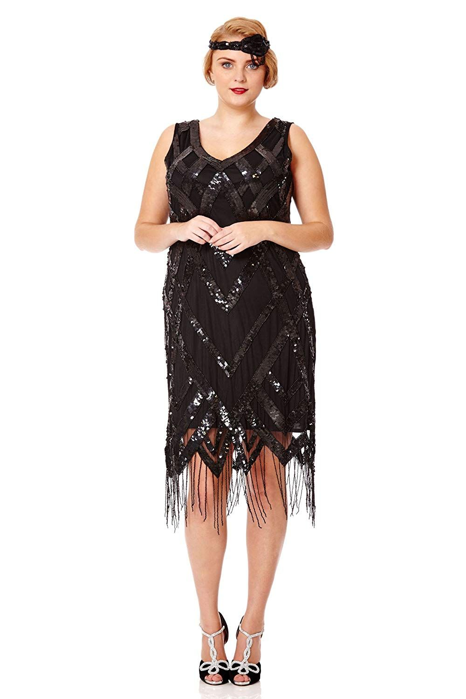 Great Gatsby Dress - Great Gatsby Costumes | 1920s Fashion History ...
