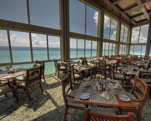 Ocean Grill Restaurant Pompano Beach Club Resort Bermuda