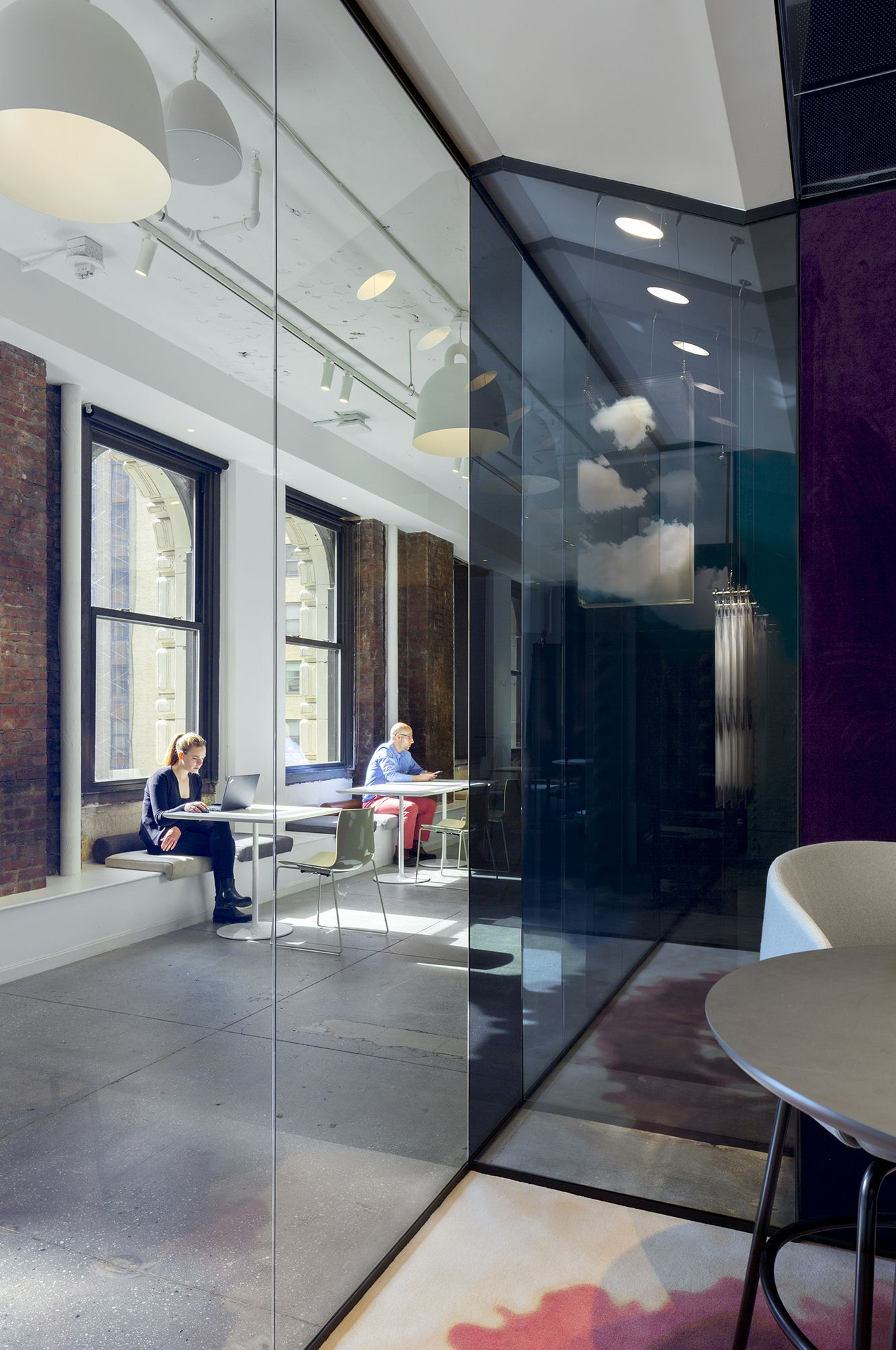 Office Tour: Convene Offices And Coworking Space