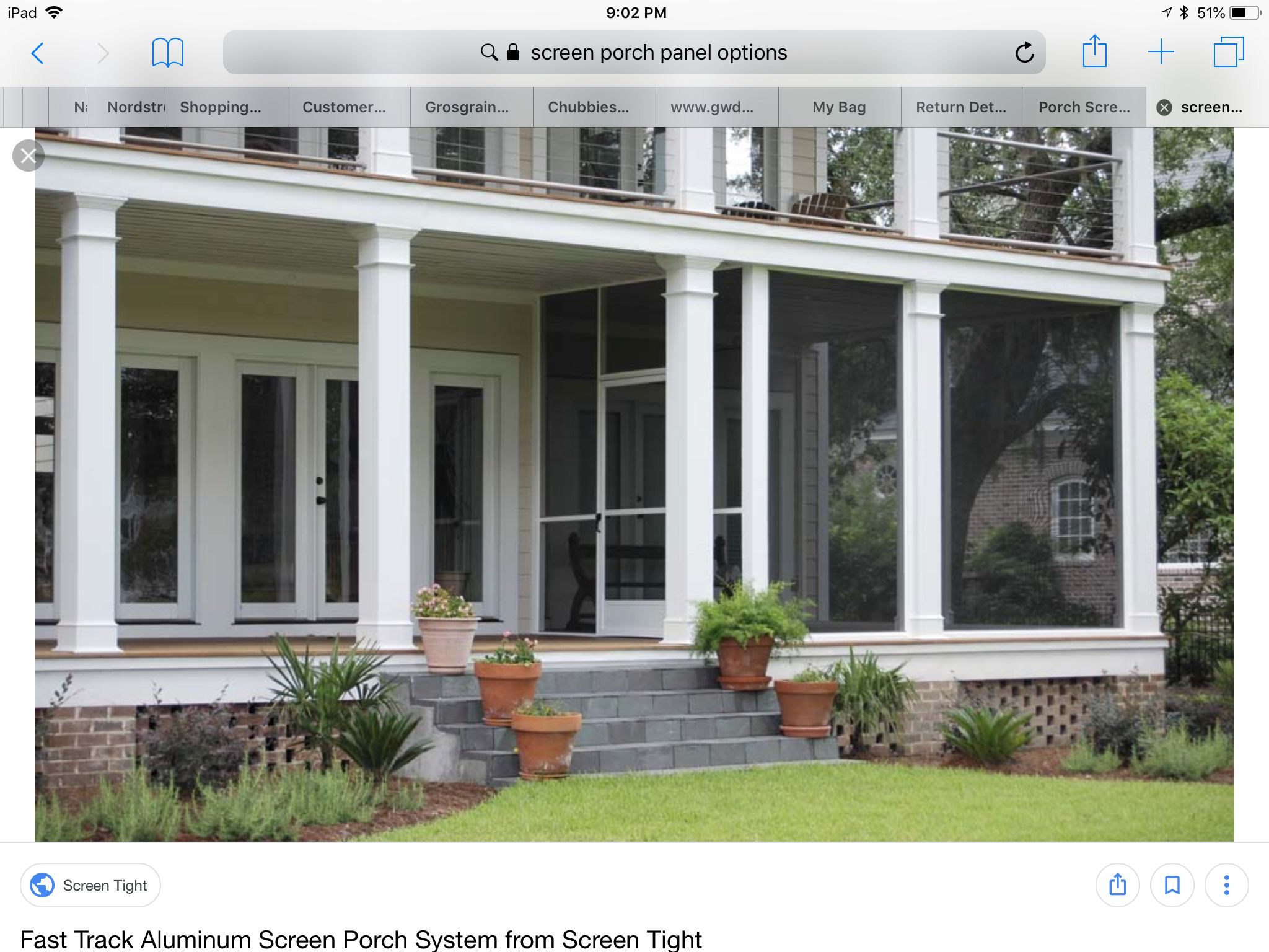 Pin by Tracy McCurry on Screen porch | Screen porch systems