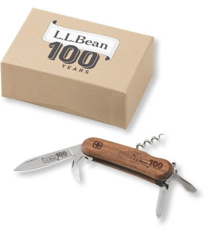 100th Anniversary Evowood Swiss Army Knife Cosas