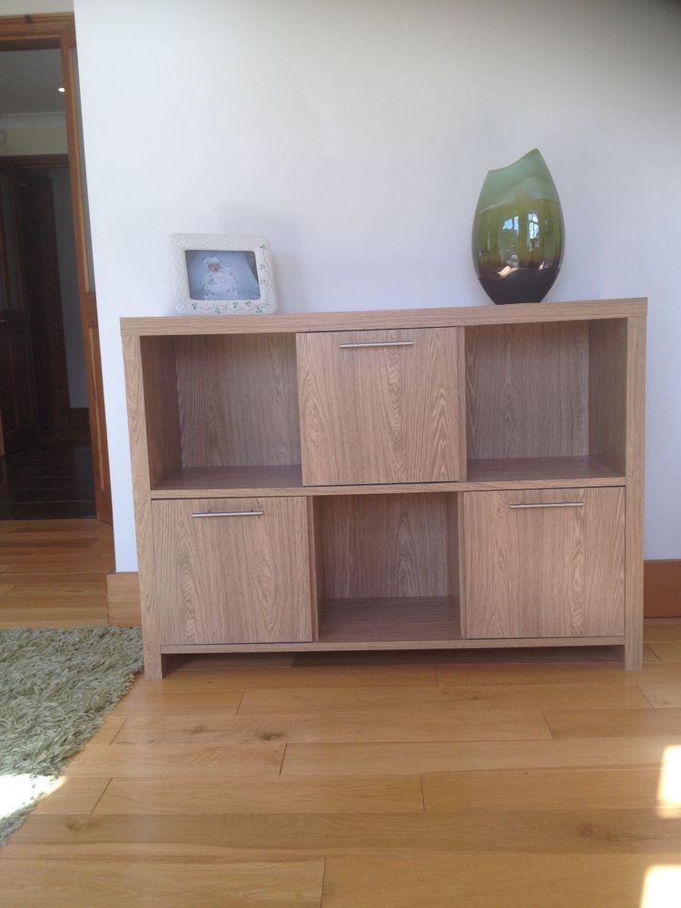 Next Opus Oak Effect Side Unit Oak Furniture Living Room Side Units Living Room Furniture #side #cabinets #for #living #room