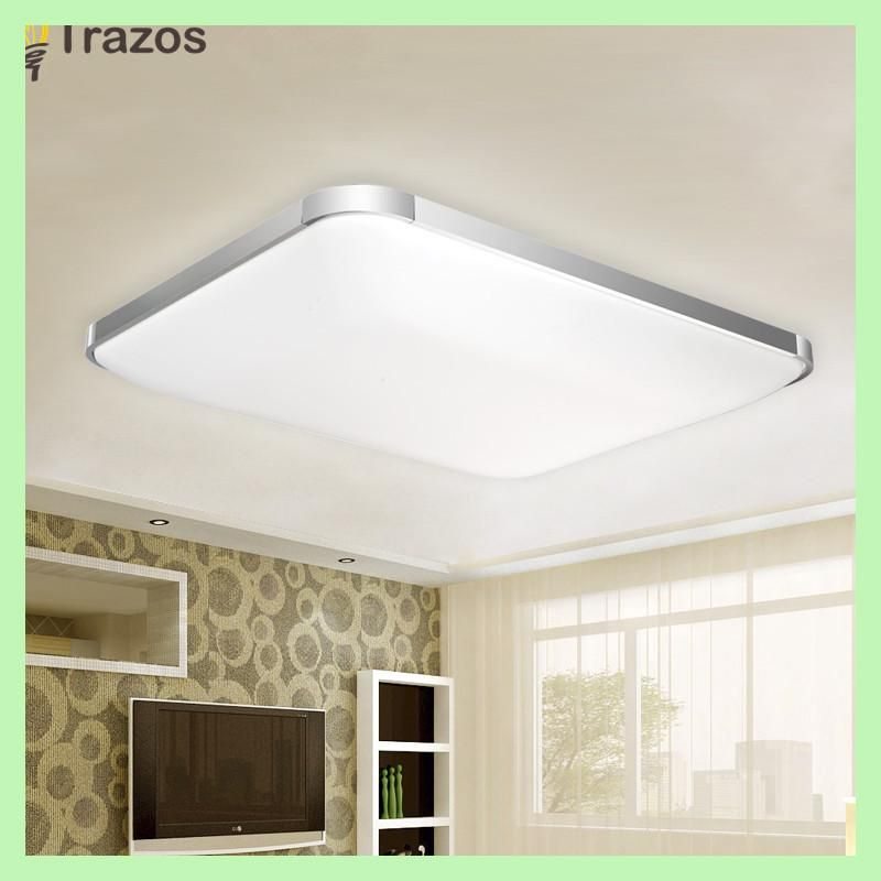 2017 Surface Mounted Modern Led Ceiling Lights For Living Room Light Fixture Indoor Lighting Decorative Lampshade