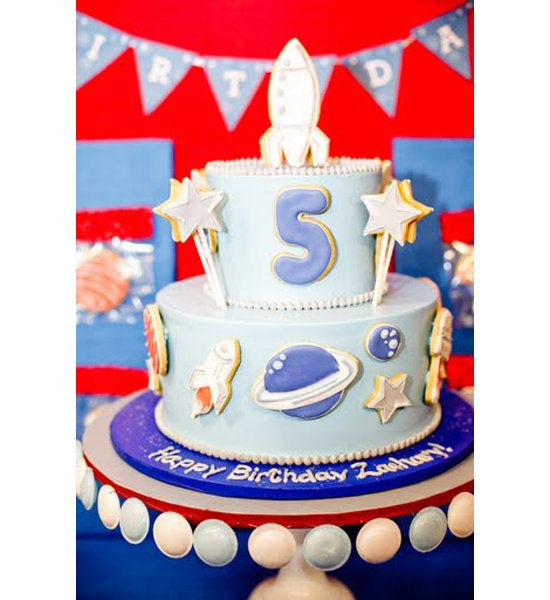A Space Party Birthday Party Themes Birthday Party Ideas And