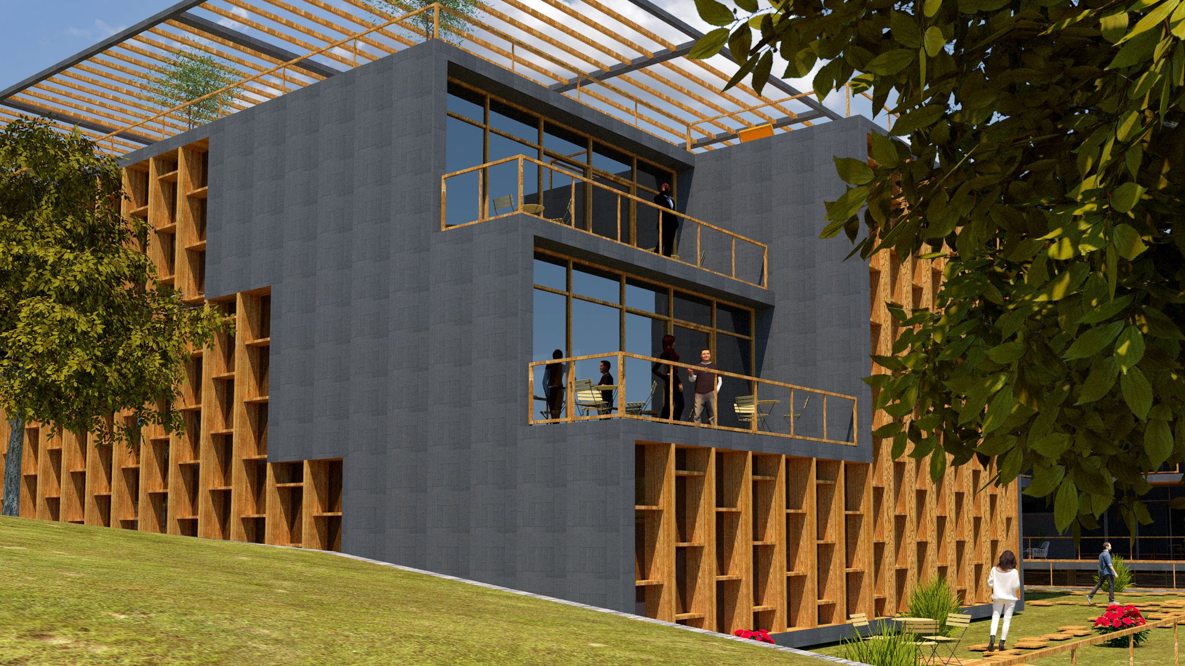 Cascade Offices In Rwanda Building Design Apartment Building Residential Apartments
