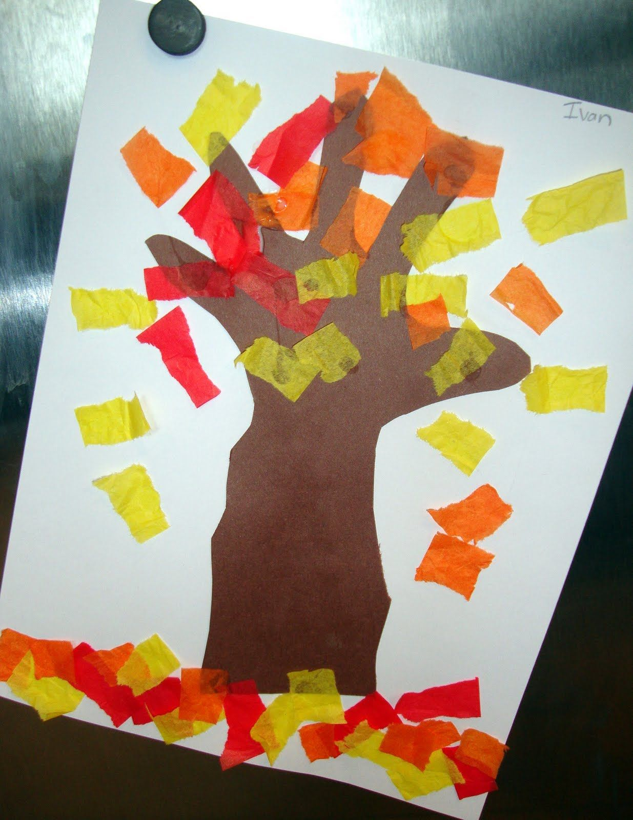 Columbus Day And Fall Themed Preschool Week