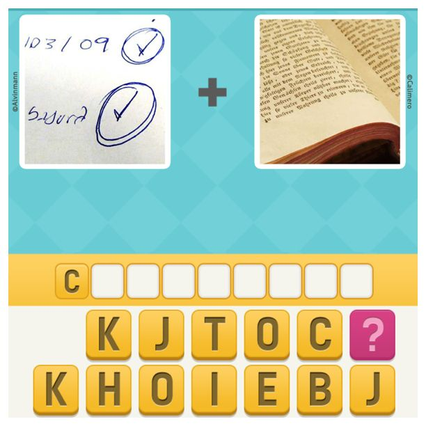 Help me guess this 9 letter word  Download Pictoword for iOS