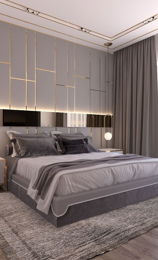 61 New Season And Trend Bedroom Design And Ideas Page 43 Of 61 Cool Women Blog In 2020 Simple Bedroom Design Modern Bedroom Design Luxurious Bedrooms