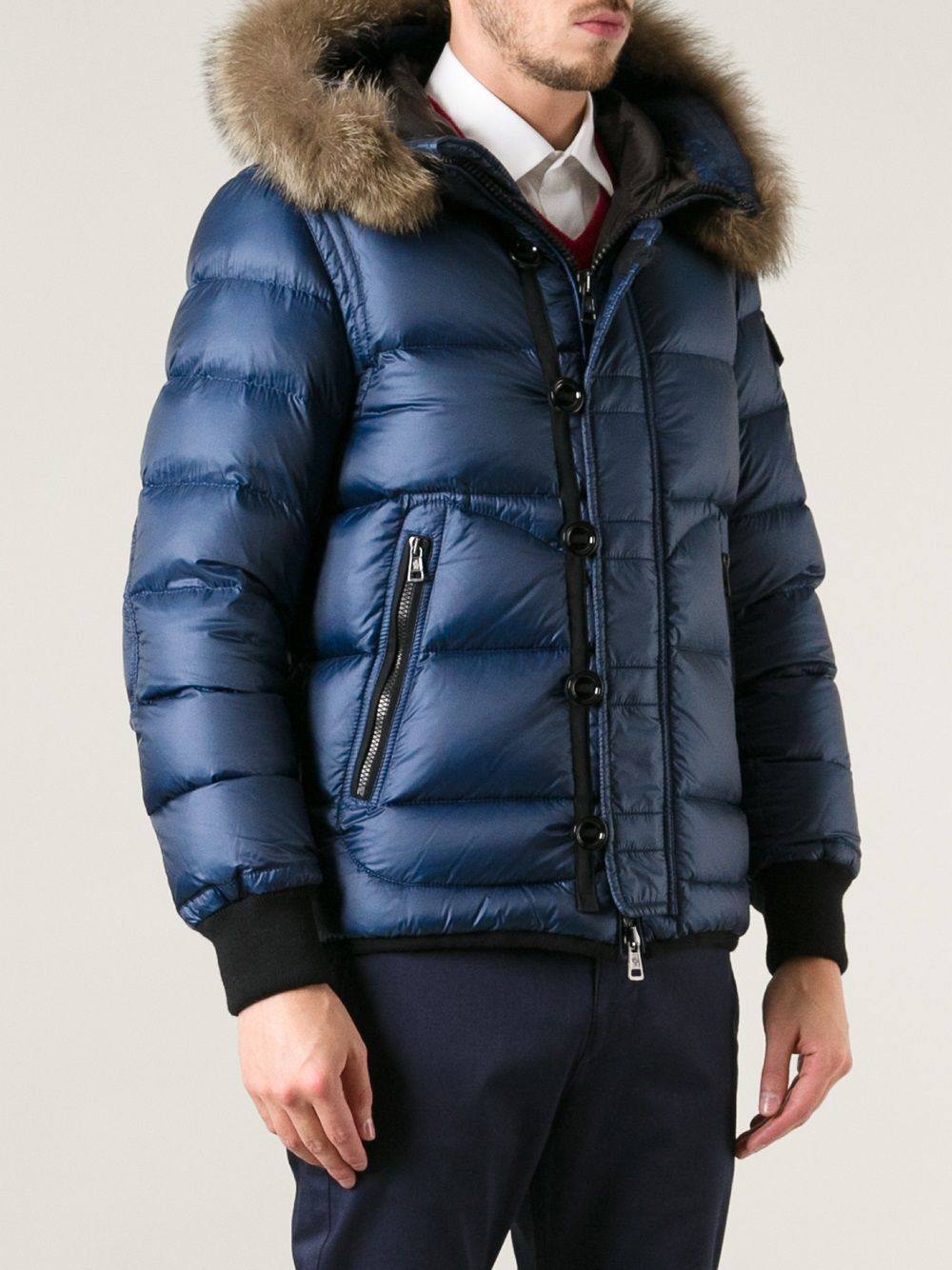 35431b337ef4 Moncler  marseille  Padded Jacket.   MEN S STYLE   Pinterest ...