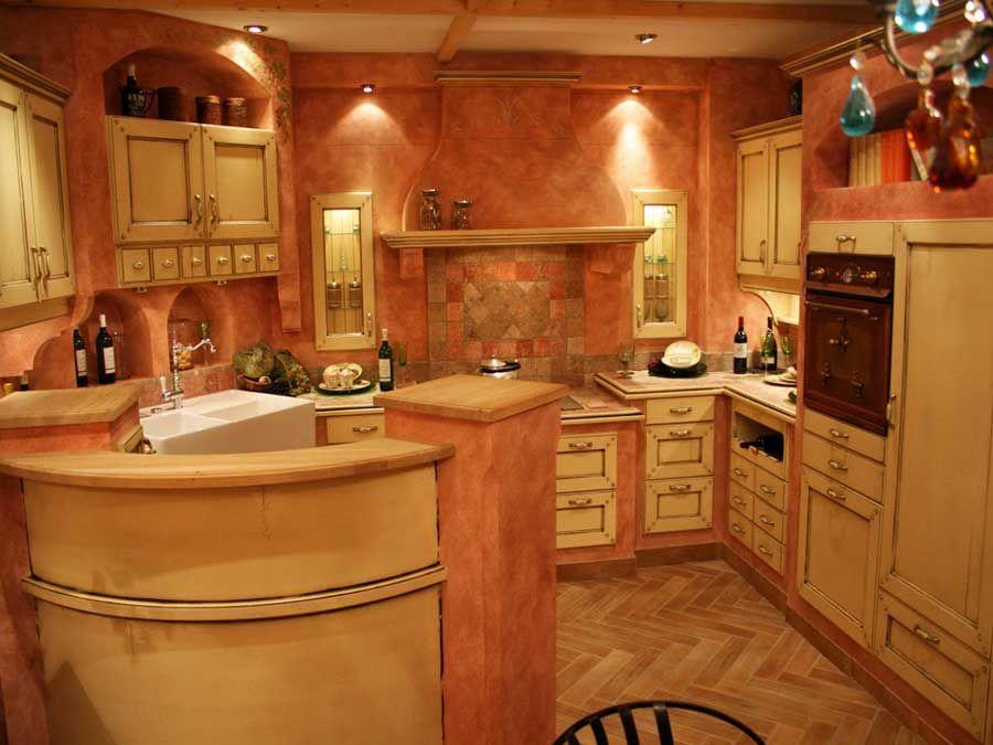 Ideen für Wandgestaltung Küche Großes Esszimmer Einrichten - wandgestaltung in der küche