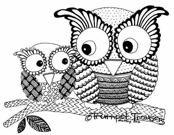 Owl Drucken 7013 32 32 ausmalbilder kostenlos | Owls | Pinterest ...