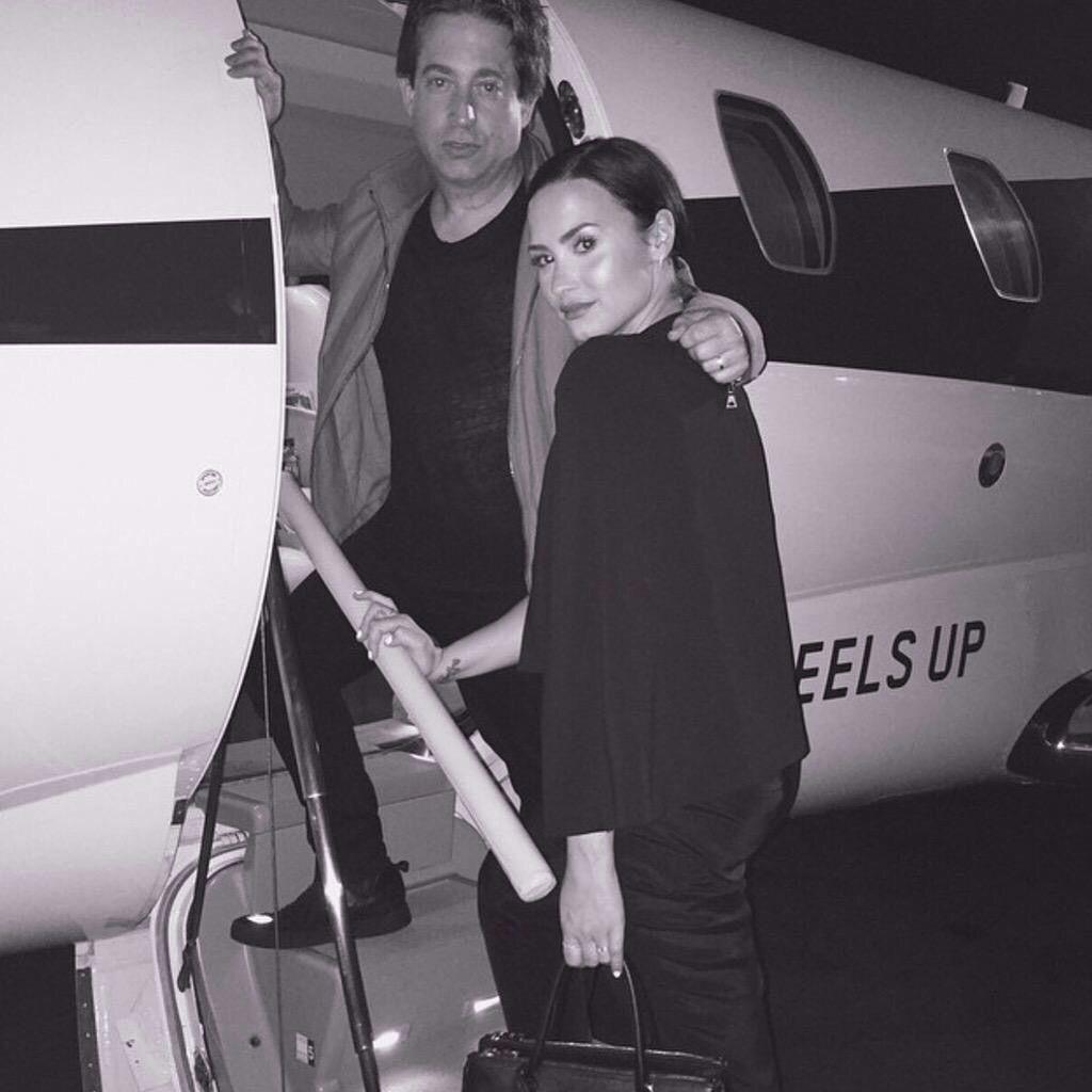 Demi Lovato in Vegas