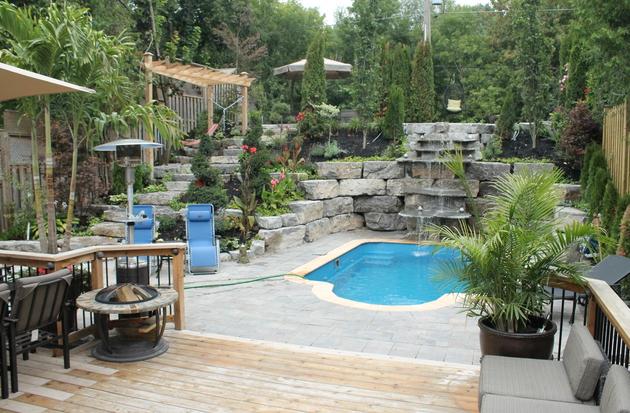 Backyard getaway by P2 Contracting on Homestars ...