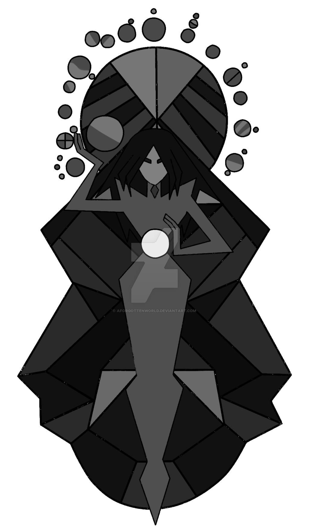 More Powerful Than White Diamond She Is The Most Powerful Diamond In The Galaxy In Steven Universe Diamond White Diamond Steven Universe Steven Universe Fanart