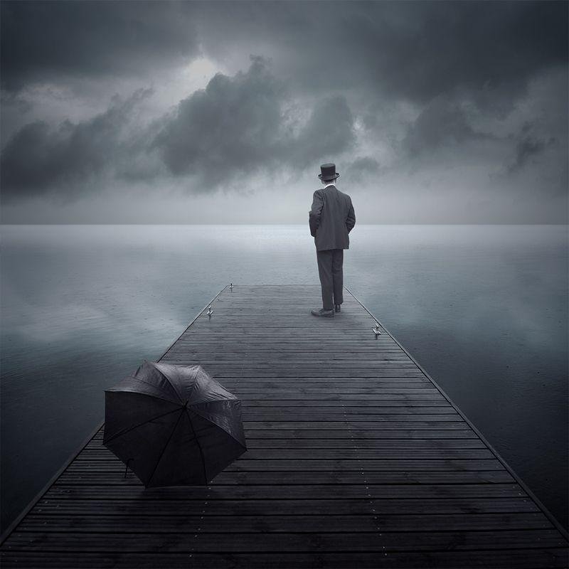 photo: Wet sorrows, photographer: Leszek Bujnowski