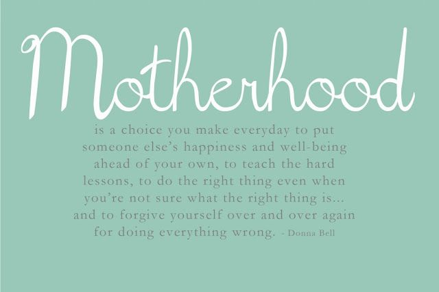 an imperfect mother mommy quote of the day quotes about