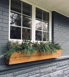 Photo of DIY Window Boxes & How To Attach To Bricks – Cedar & Stone Farmhouse