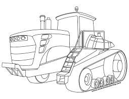 Image Result For Tractor Colouring Pages Coloring Pages For Kids