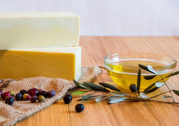 Handmade Pure Israeli oilve oil soap