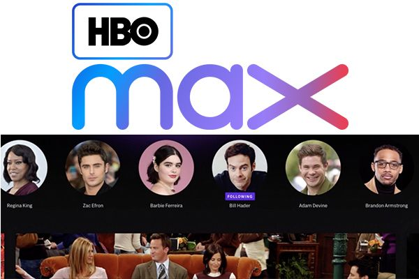HBO Max Reveals Its First Look Presentation, Warner bros