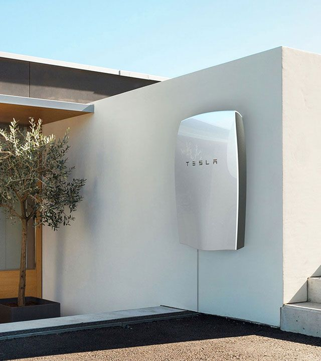 Tesla Home Battery >> Tesla Home Battery Powerwall Is A Home Battery That Charges