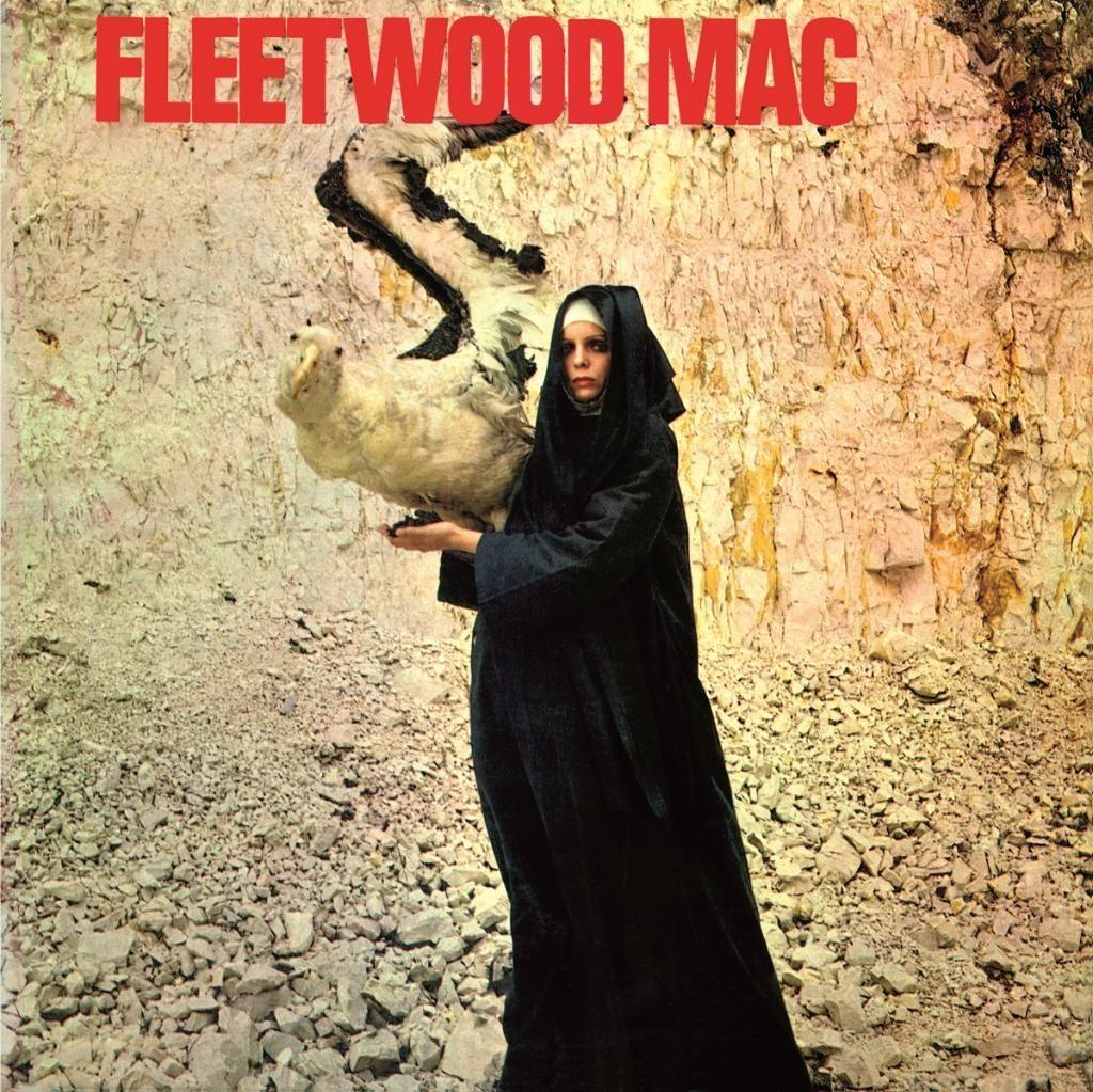 Pious Bird Of Good Omen Fleetwood Mac Album Cover Art