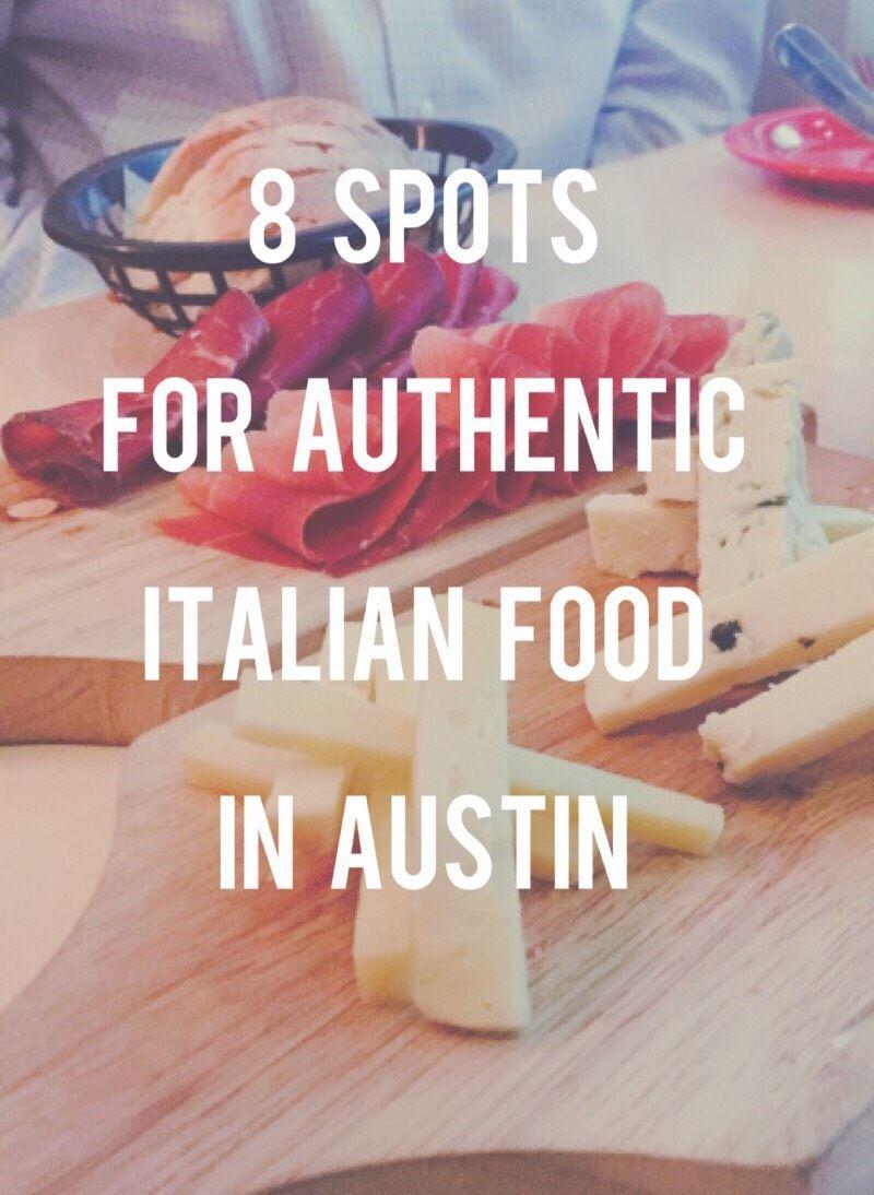 best italian food in austin