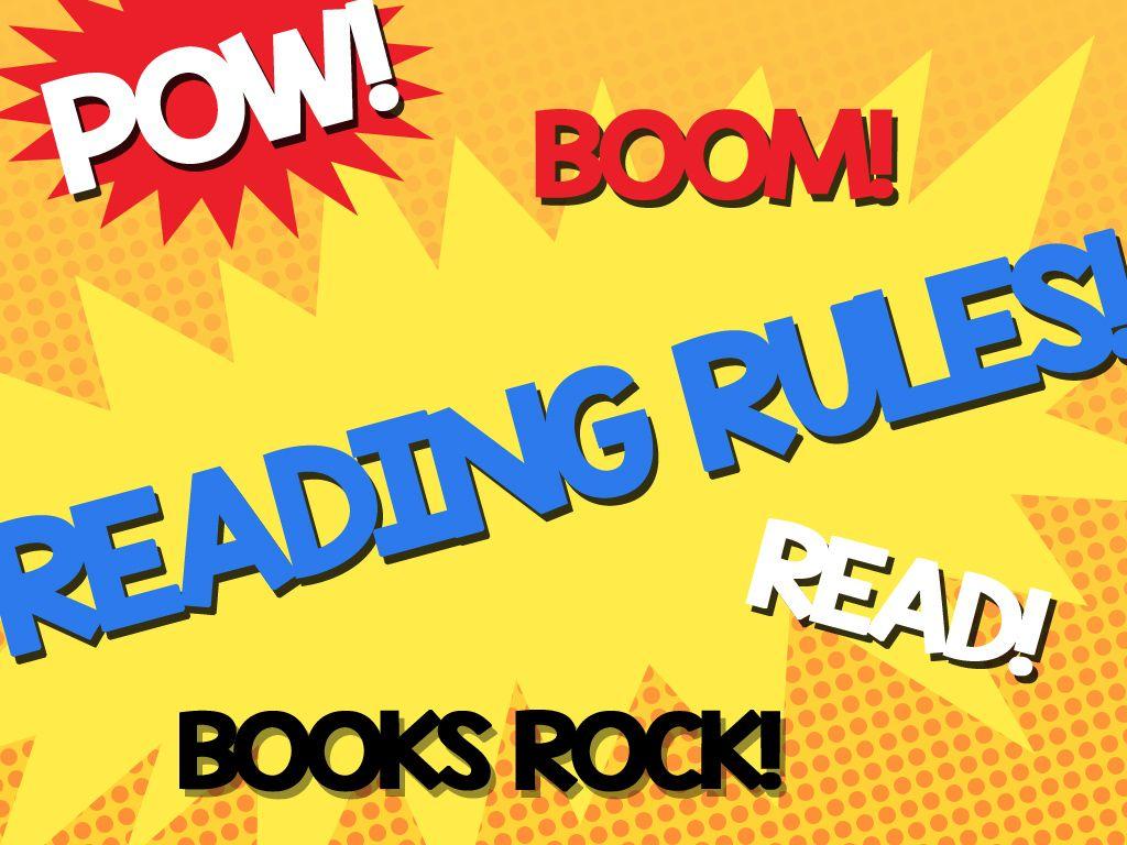 Superhero Summer Reading Word Search