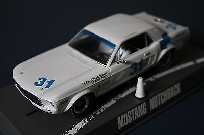 Scalextric Pioneer 1967 Shelby Mustang Notchback No.31 https://t.co/tFwqTbjHS5 https://t.co/asBUVvJmU2