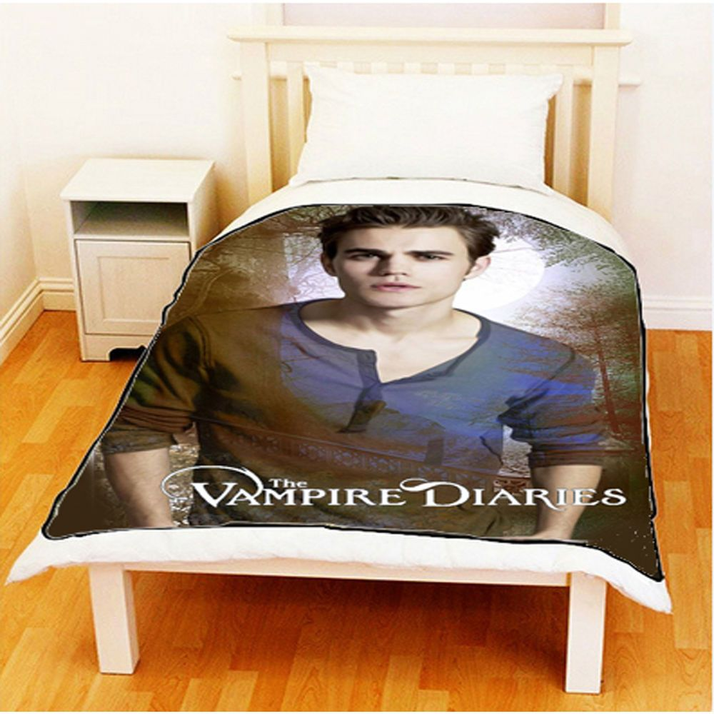 The Vampire Diaries Bettwäsche Vampire Diaries Bed Daily Inspiration Quotes