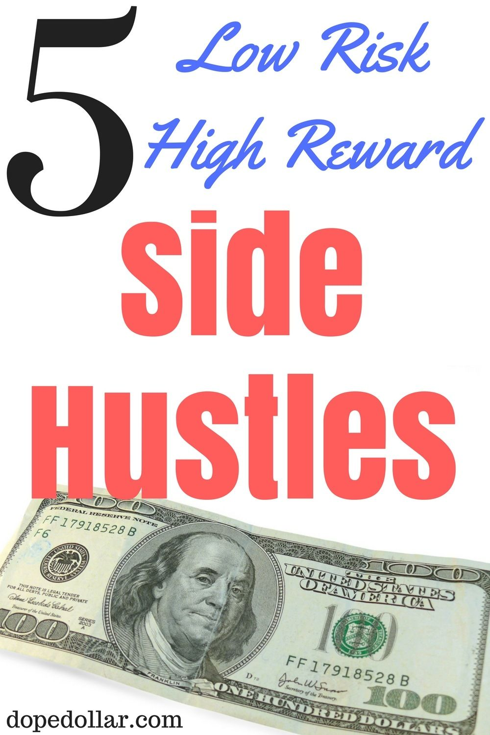 Low Risk Side Hustle Ideas How To Work From Home Earn Money