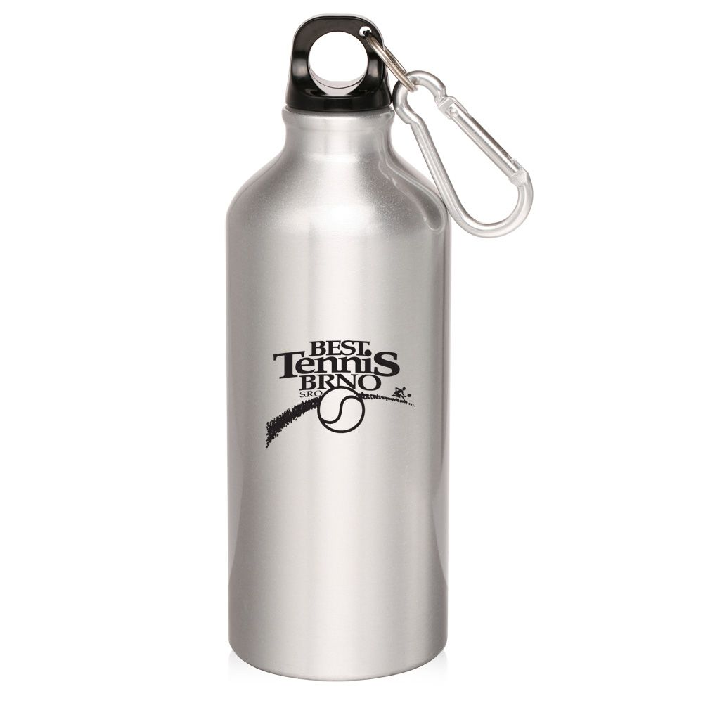 Download Logo Ab101 20oz Custom Aluminum Water Bottles Bottle Aluminum Water Bottles Custom Aluminum Water Bottles