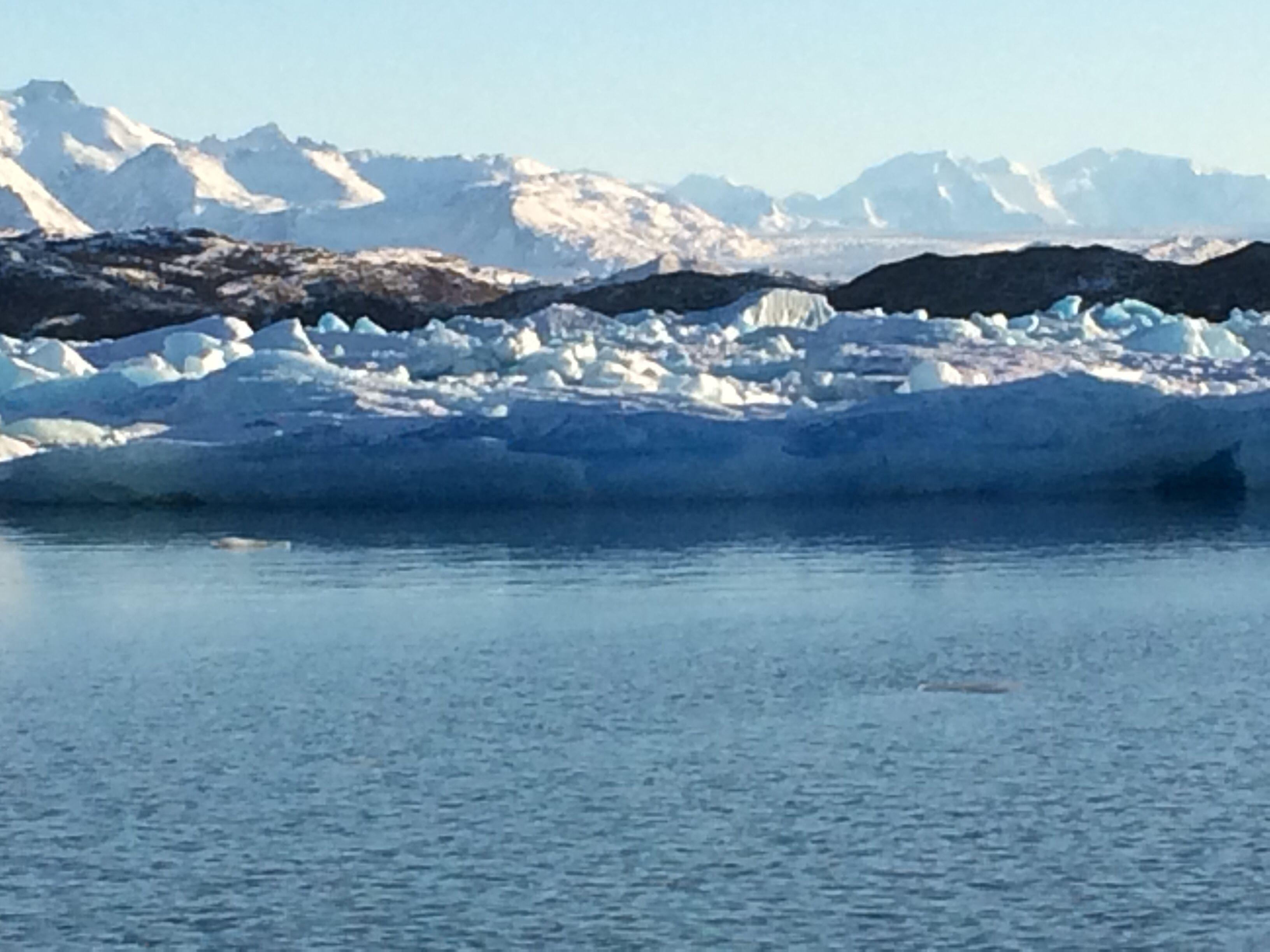 Resultado de imagen de lago argentino upsala