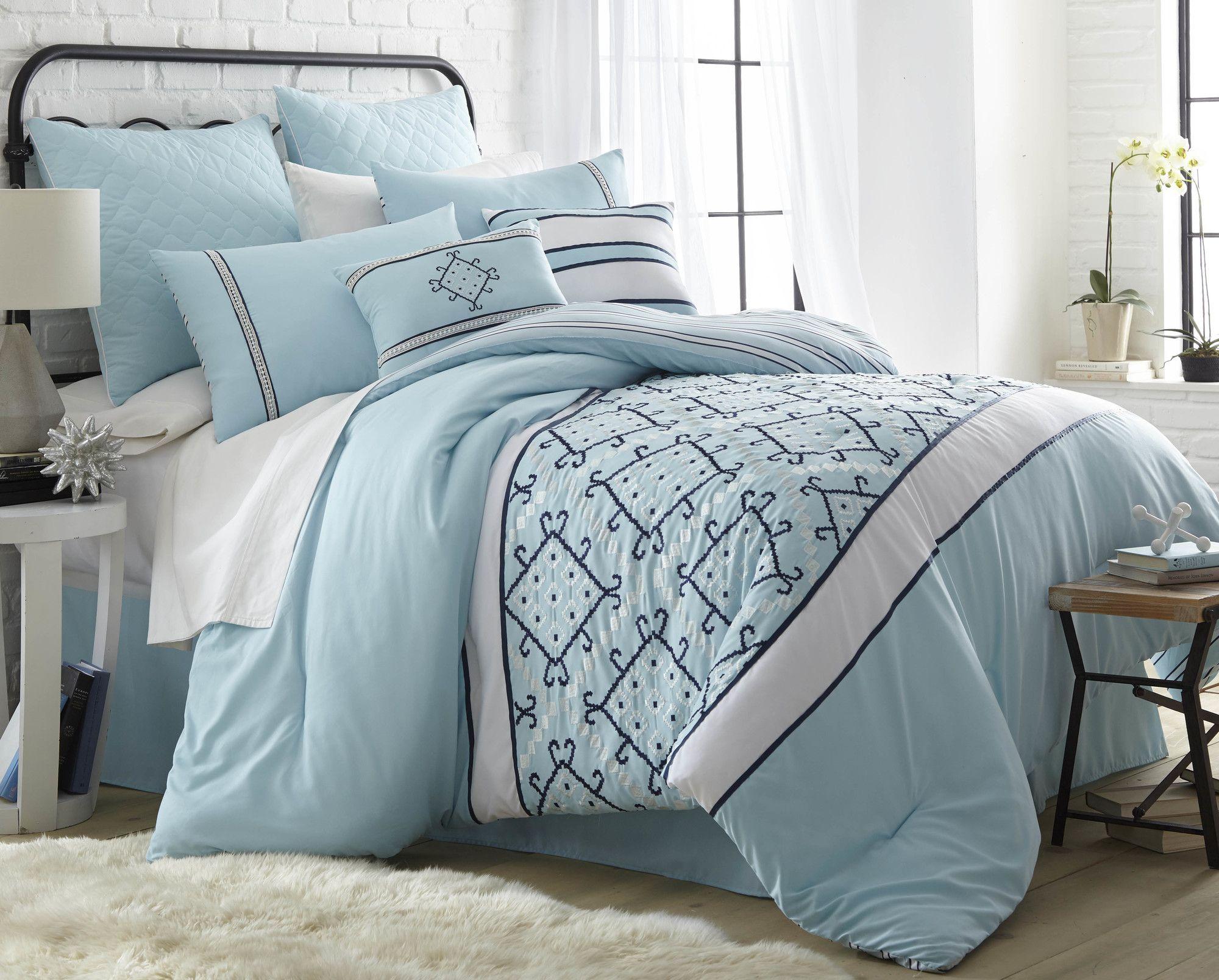 8-Piece Providence Comforter Set