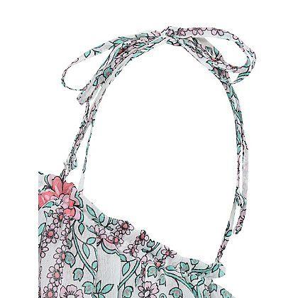 Floral Print Ruffle Cami Top | Women | George at ASDA