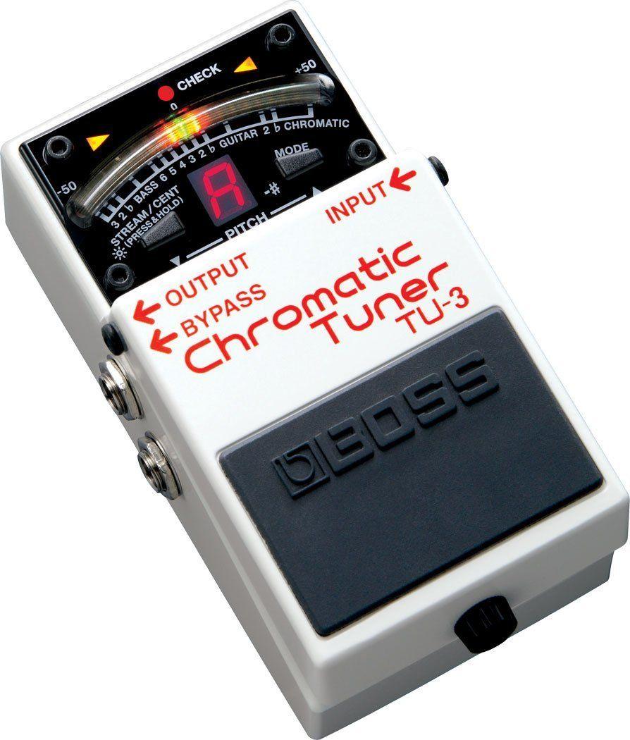 Amazon.com: Boss TU3 Chromatic Tuner Pedal: Musical Instruments