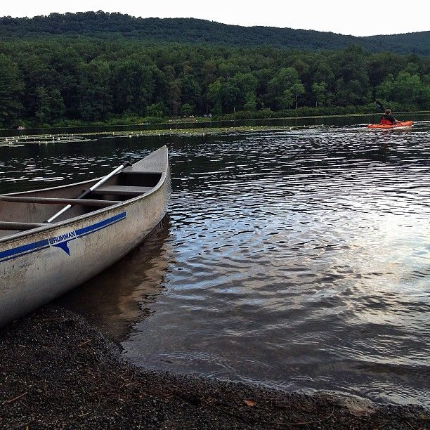 Places To Camp Pa: Laurel Lake At Pine Grove Furnace State Park