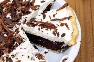 Paleo Chocolate Silk Pie and tons of grain free desserts! (gluten-free)