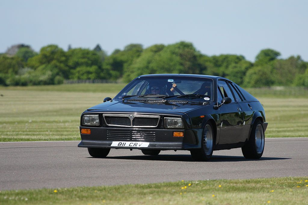 Lancia Beta Montecarlo Coup U00e9