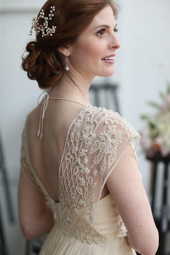 Used Bhldn Thea 30654032 Wedding Dress Size 4 850 Wedding