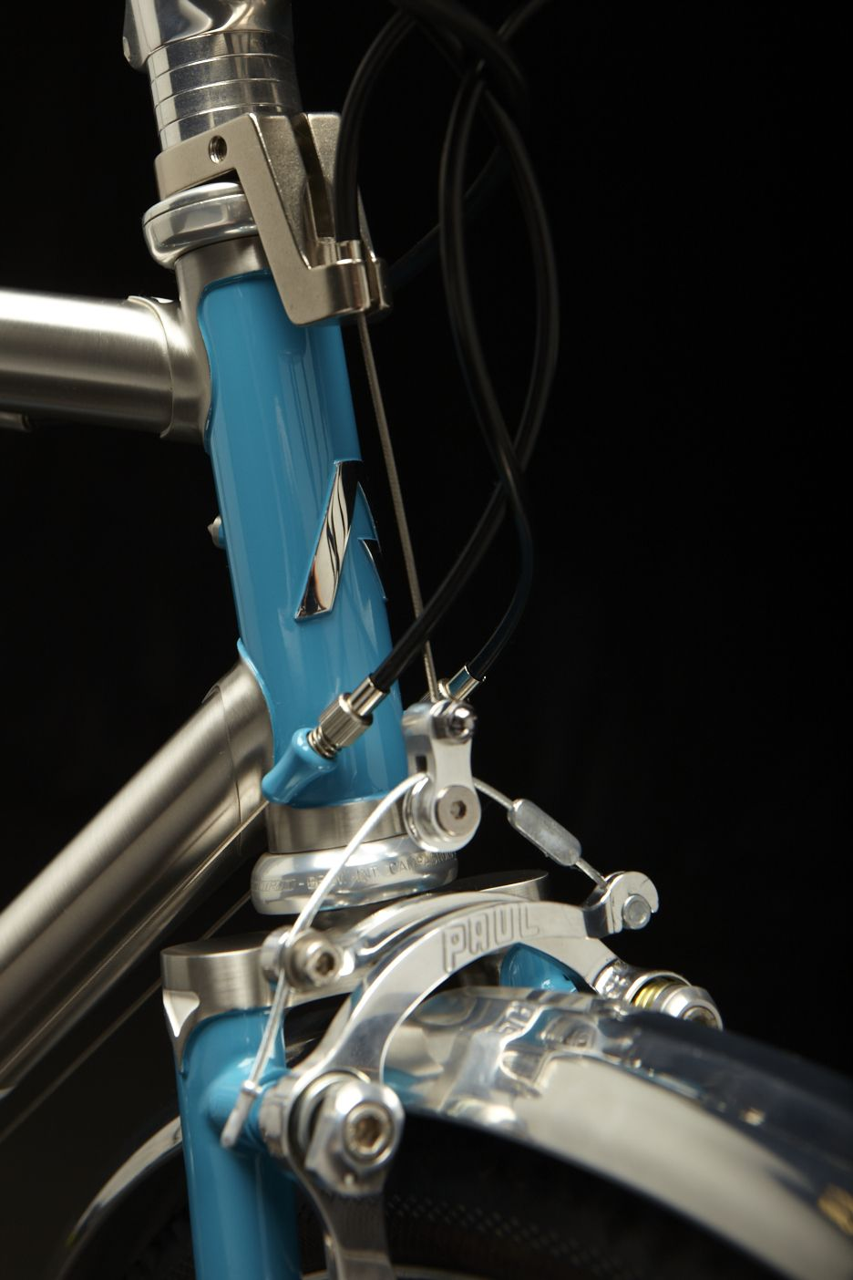 detail of Anderson Custom Bicycles | bicycles | Pinterest ...