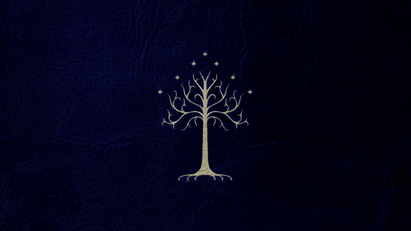 A Nice Gondor Wallpaper For You Guys 1366 768 With Images