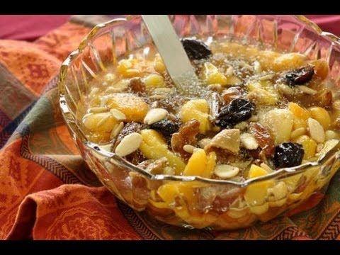 طريقة عمل الخشاف Egyptian Food Food Cooking Recipes