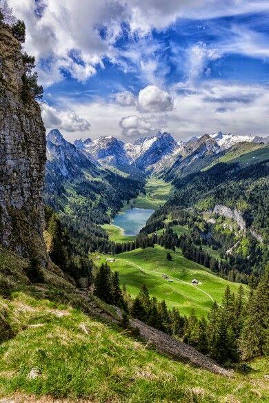 Alpes Suíços!