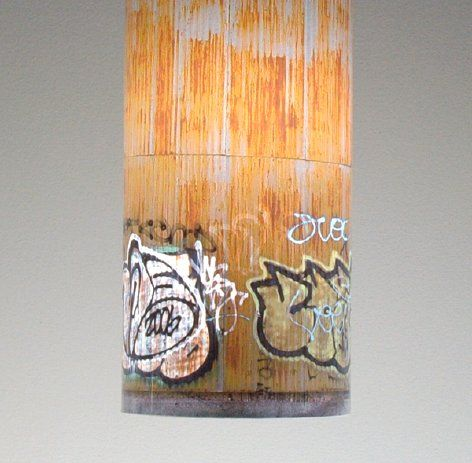 Graffiti lamp!!!
