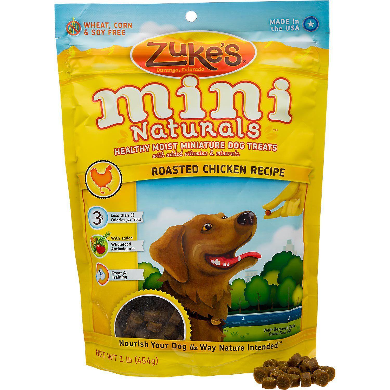 6 oz natural chicken moist dog treats natural dog