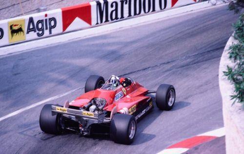 Ferrari Friday … the racing lineDidier Pironi, Ferrari...