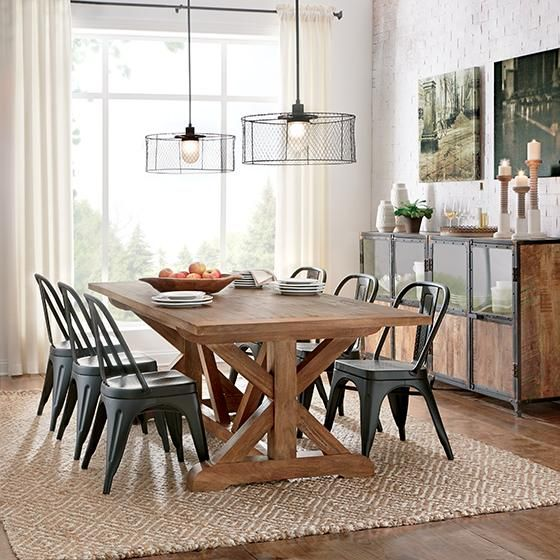 Home Decorators Cane Dining Tablelove The Mix Of Pieces And Simple Cane Dining Room Furniture Design Ideas