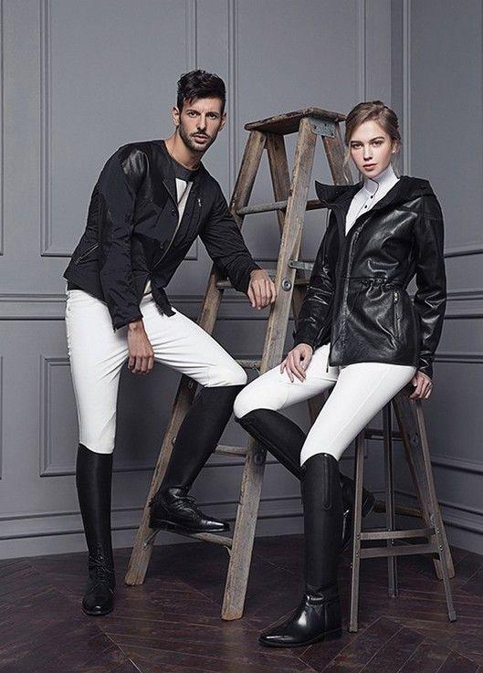 www.pegasebuzz.com   Equestrian Fashion : Michael and Kenzie 1911.